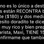 Image for the Tweet beginning: NUEVA EXPERIENCIA GOURMET EN PALERMO: