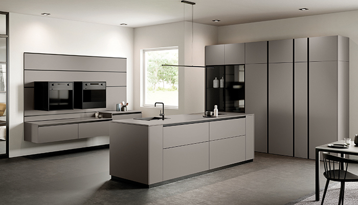 ⭐ New product ⭐ @rotpunktuk introduces new tactile Soft Coat lacquer finish 👉 ow.ly/dIDd50FDy7L #kbb #kitchendesign #retail