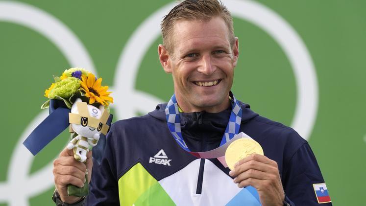 Čestitamo olimpijskemu prvaku Benjaminu Savšku!👏