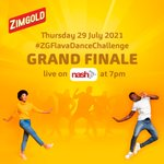Image for the Tweet beginning: It's time for the #ZGFlavaDanceChallenge