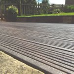 Image for the Tweet beginning: 'Maintenance free solutions for decking