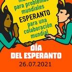 Image for the Tweet beginning: 26 de julio, ¡Feliz Día