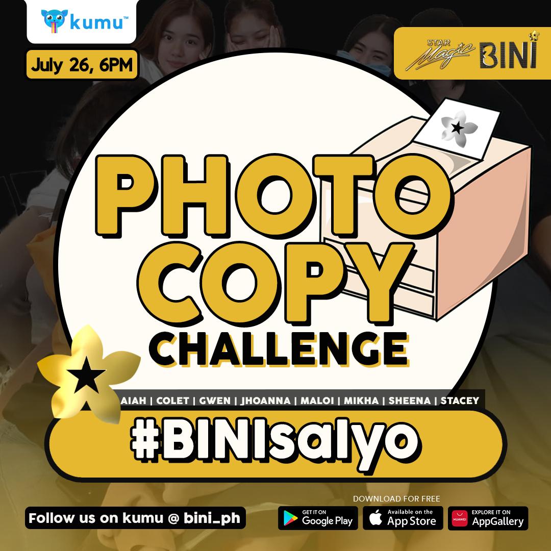 @BINI_ph's photo on New Week
