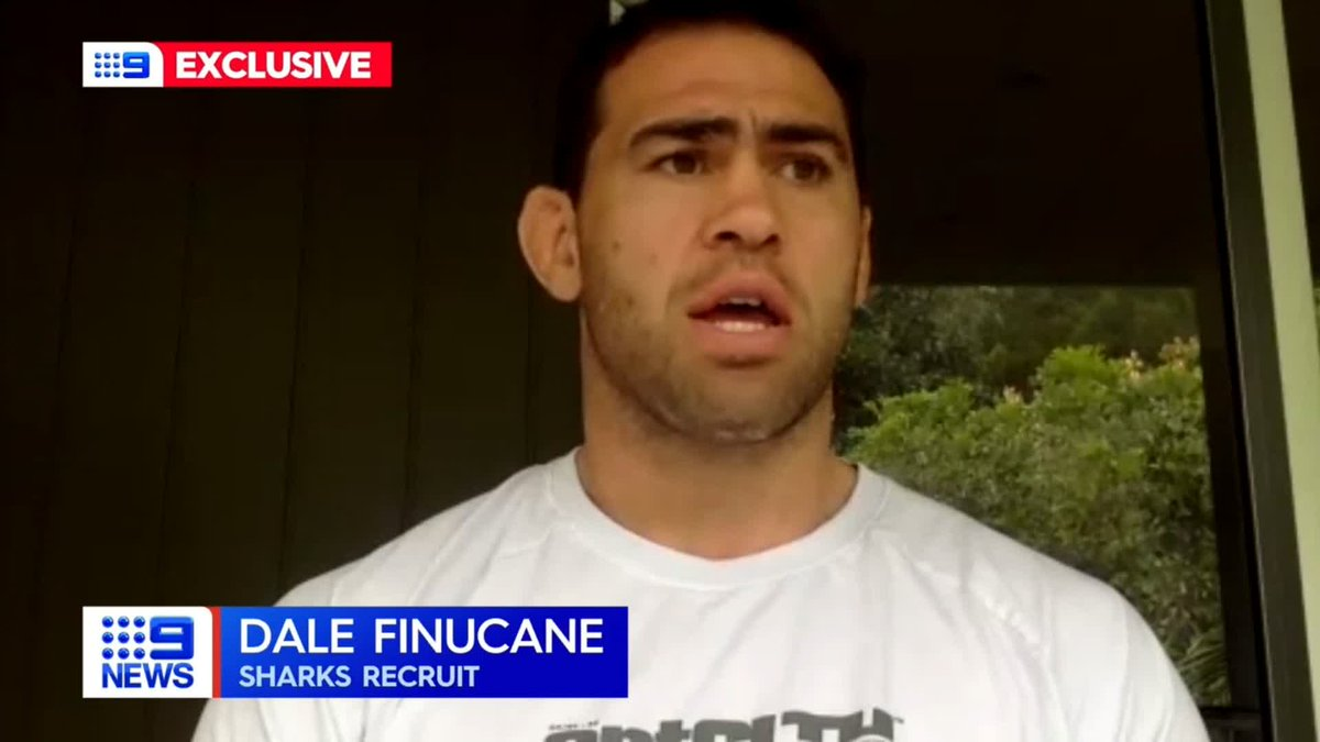 Craig Fitzgibbon is already having an impact at the @Cronulla_Sharks, with Dale Finucane today revealing that playing under the incoming coach was a big reason he signed with the club.@Danny_Weidler #9News