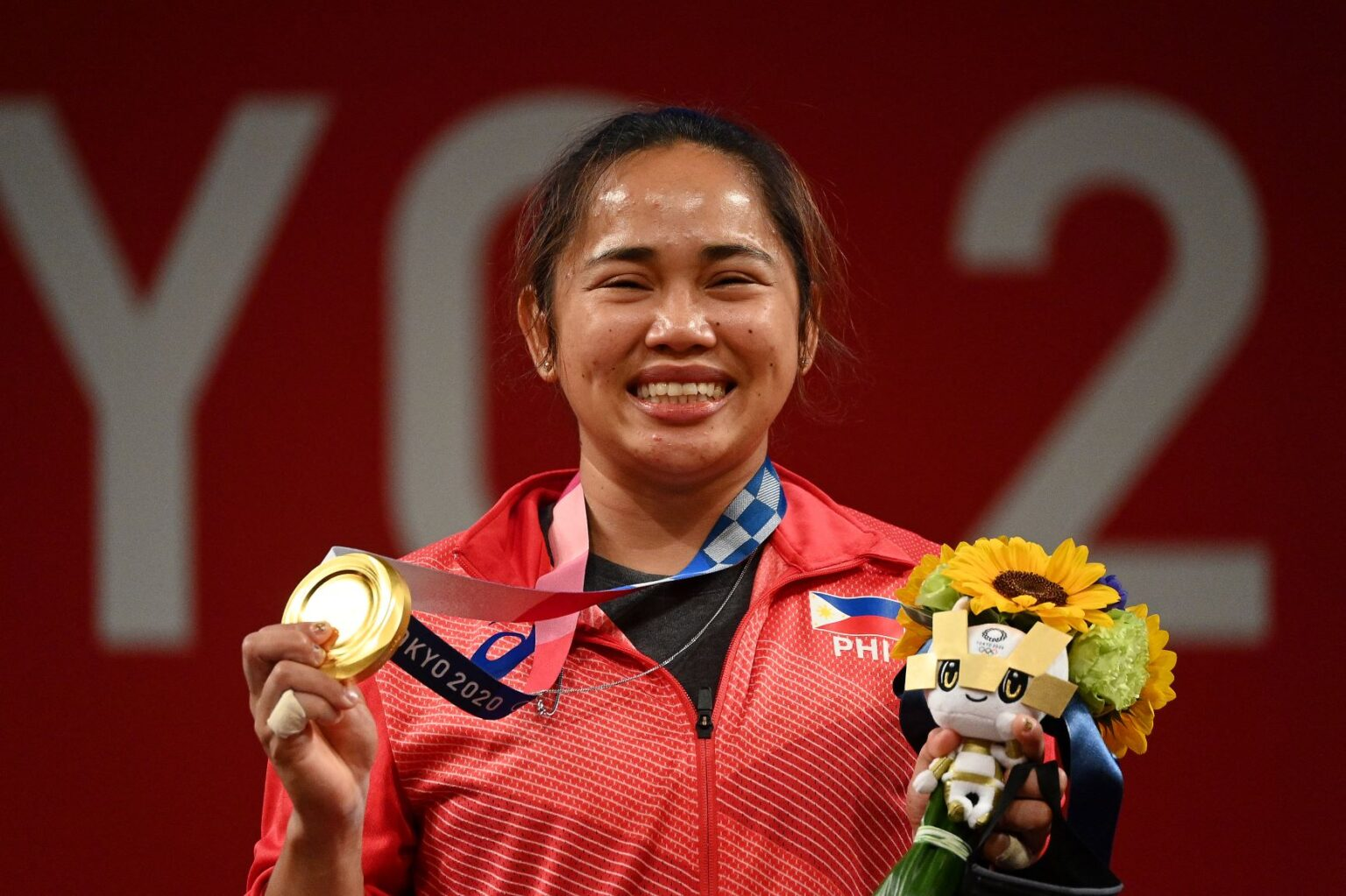 Filipina Cetak Sejarah di Olimpiade 2020 Tokyo, Emas Pertama Sejak 1924!