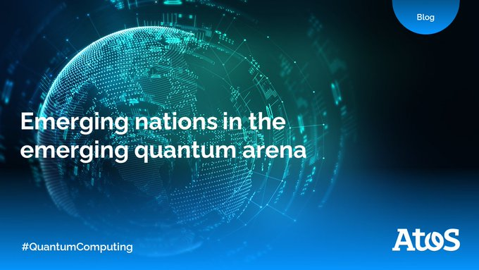 #QuantumComputing has the potential to change the world as we know it by spurring...
