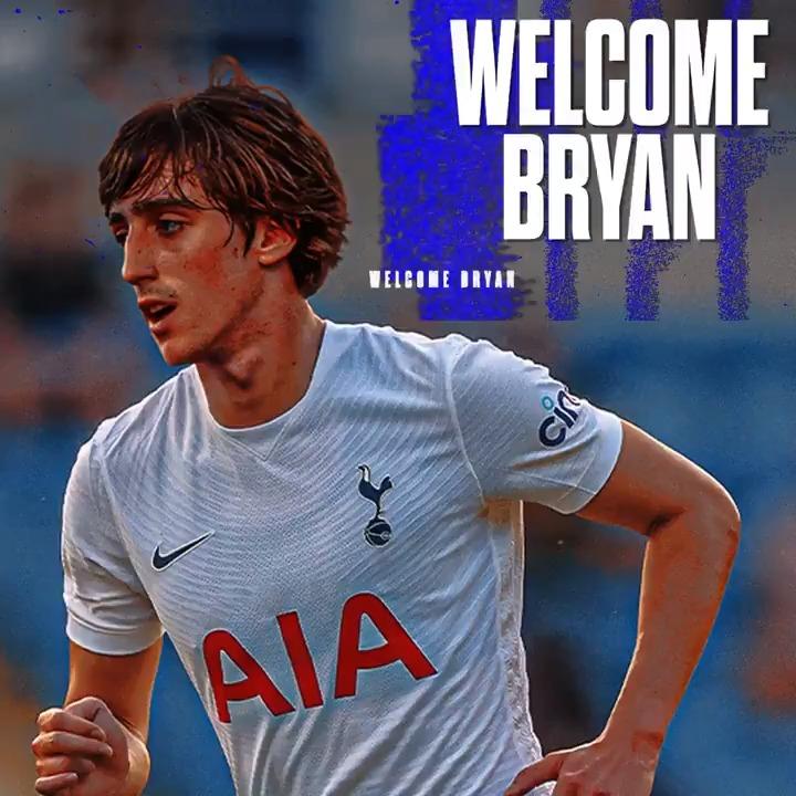 Gracias, agent _regui 😎Welcome to Spurs, !