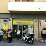 Image for the Tweet beginning: Poste, in provincia di Palermo
