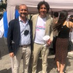 Image for the Tweet beginning: A #palermo con @marcocappato per