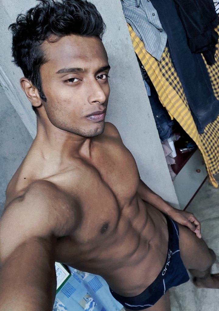#underwear #indoor #6pack #night #one8 #barebody #body