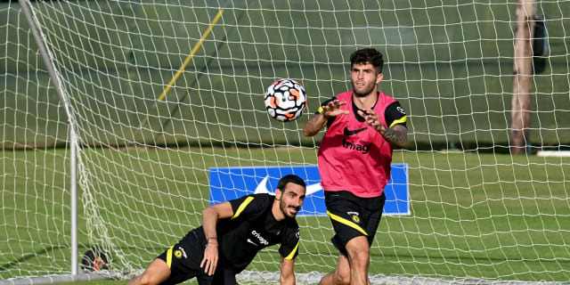CECH IMPRESSED WITH 'GOALKEEPER' ALONSO, OTHERS