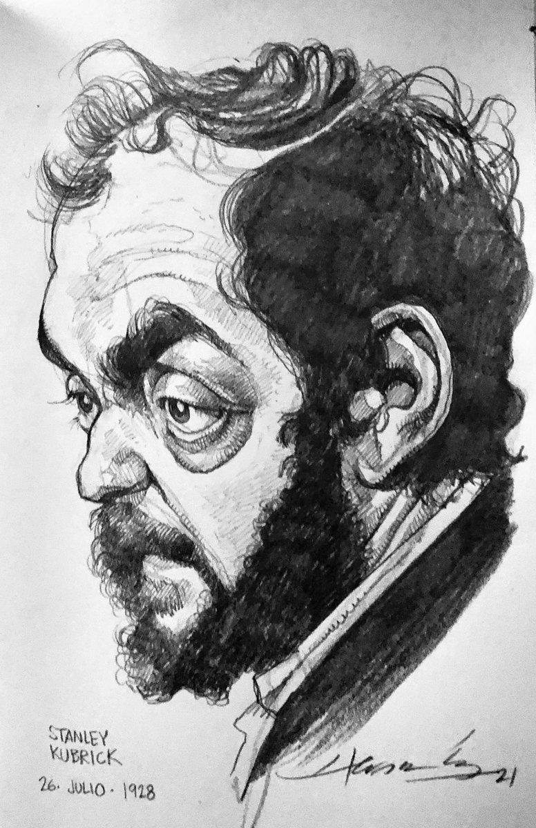 26 de julio. Feliz cumpleaños, Stanley Kubrick. https://t.co/ko12v5gA9J