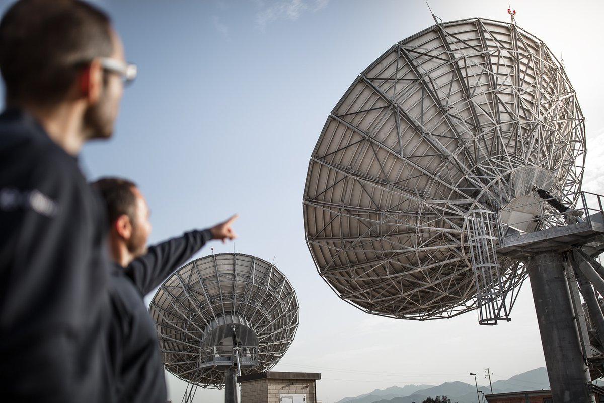 💪Proud to announce that @Eutelsat_SA's teleport in #Cagliari was awarded #ISO14001 certification. A great testimony to Eutelsat's ongoing commitment to improving its #environmental performance 📡🌍 #CSR #sustainability #satellite https://t.co/JeoIUHOF60
