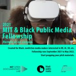 Image for the Tweet beginning: 📢The 2021 @opendoclab & @BLKPublicMedia