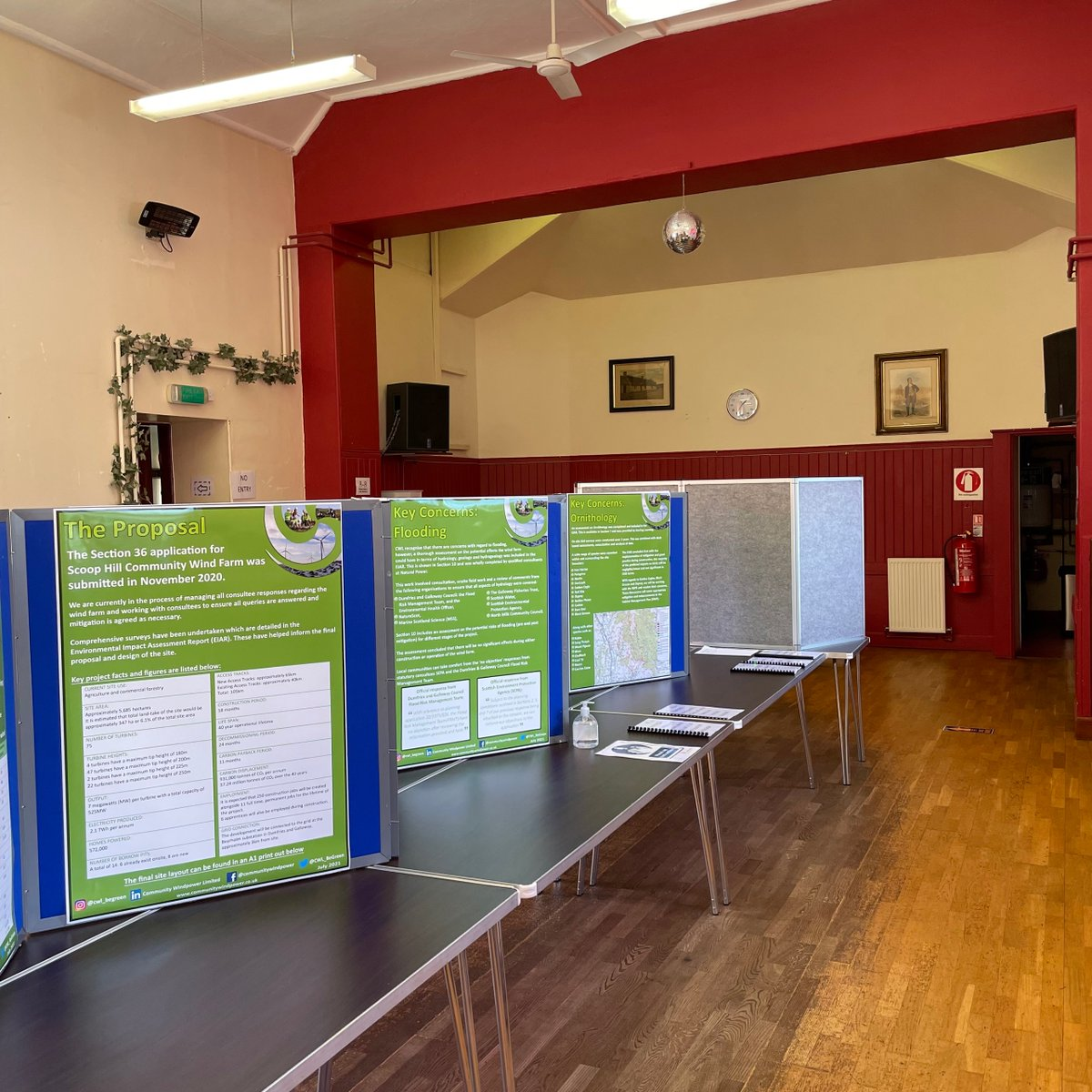 test Twitter Media - Our Scoop Hill Community Wind Farm public exhibitions are now over. We received lots of feedback on the project and we were able to keep residents up to date.  Thank you for visiting and all the content is available here: here:https://t.co/7uugJw8zfI   #Engagement #Community https://t.co/JqTvj92qDV