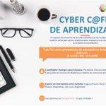 Image for the Tweet beginning: 📣 ¡Nuevo Cyber C@fé de