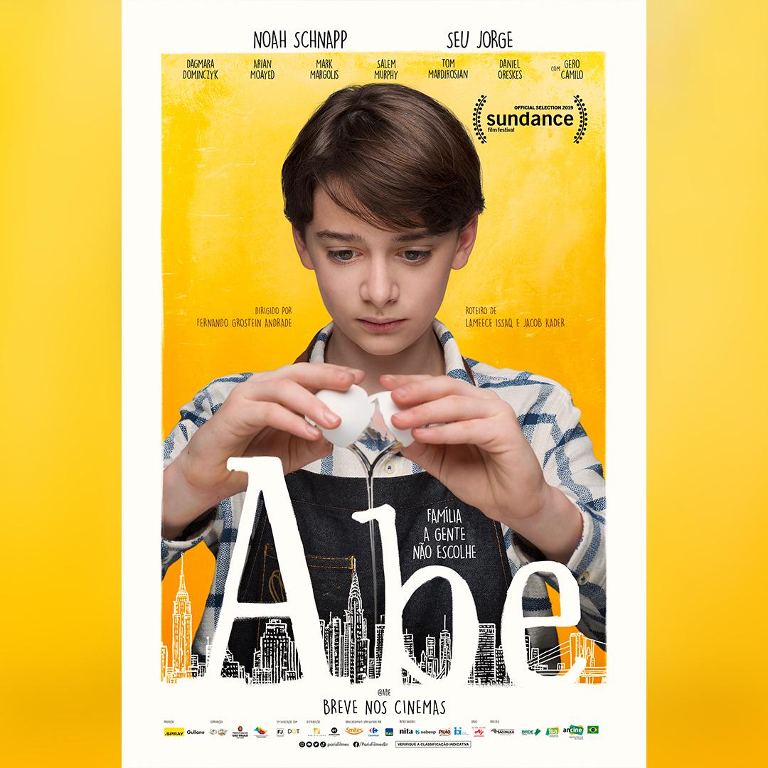 'Abe', filme com Seu Jorge e Noah Schnapp, estreia no Brasil em agosto