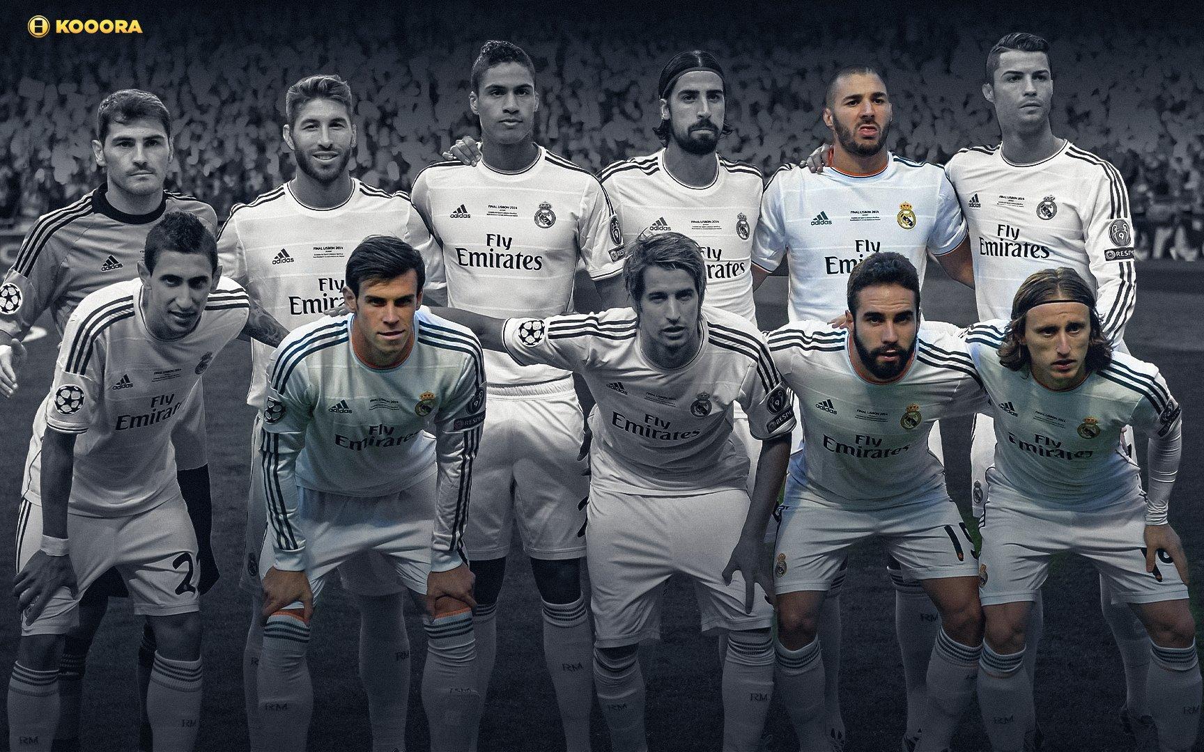 4 لاعبين فقط تبقوا من تشكيل ريال مدريد في نهائي العاشرة 😨