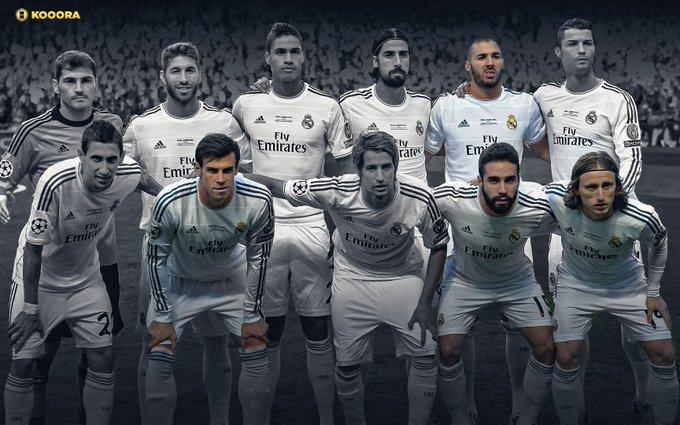4 لاعبين فقط تبقوا من تشكيل ريال مدريد في