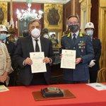Image for the Tweet beginning: #Cronaca #comunedipalermo Palermo, accordo tra