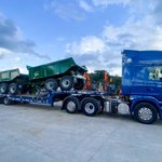 Image for the Tweet beginning: Two Bailey 14 Tonne Dump