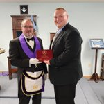 Image for the Tweet beginning: Congratulations to #pafreemasons Brothers Stanley