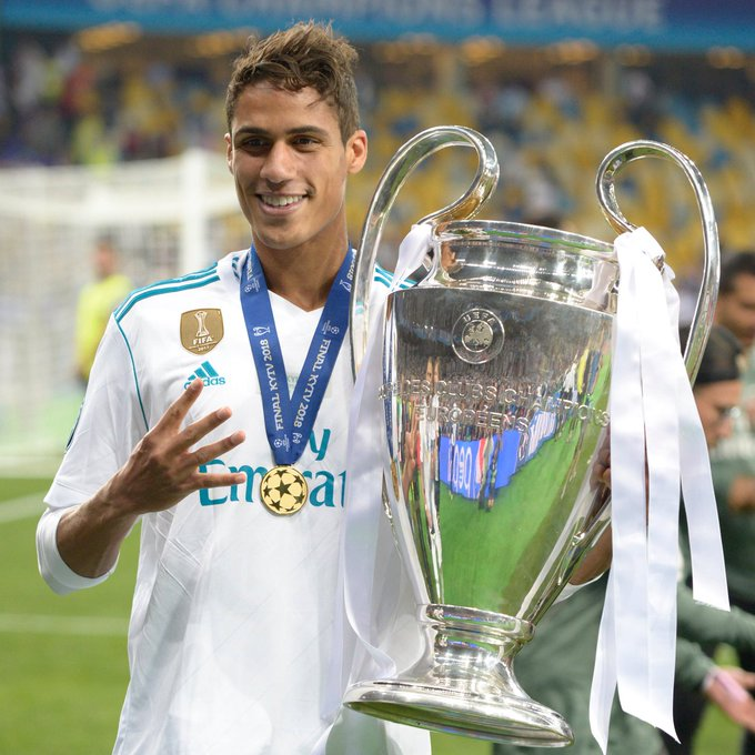 رافاييل فاران فاز بلقب دوري أبطال أوروبا