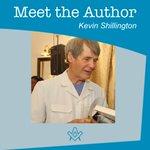 Image for the Tweet beginning: Meet the Author - December