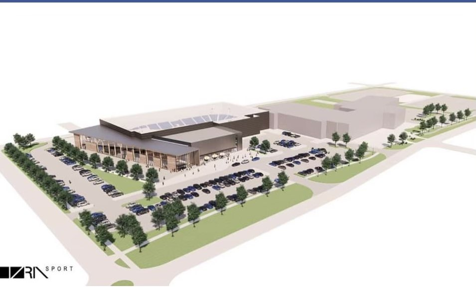 test Twitter Media - Pleased to announce today $17.5 million in funding for a new Southeast Event Centre in Steinbach. Thank you to all the public and private partners who will be contributing to make this dream a reality. #Steinbach @MJHLPistons @mjhlhockey https://t.co/4jIN4FS8DB