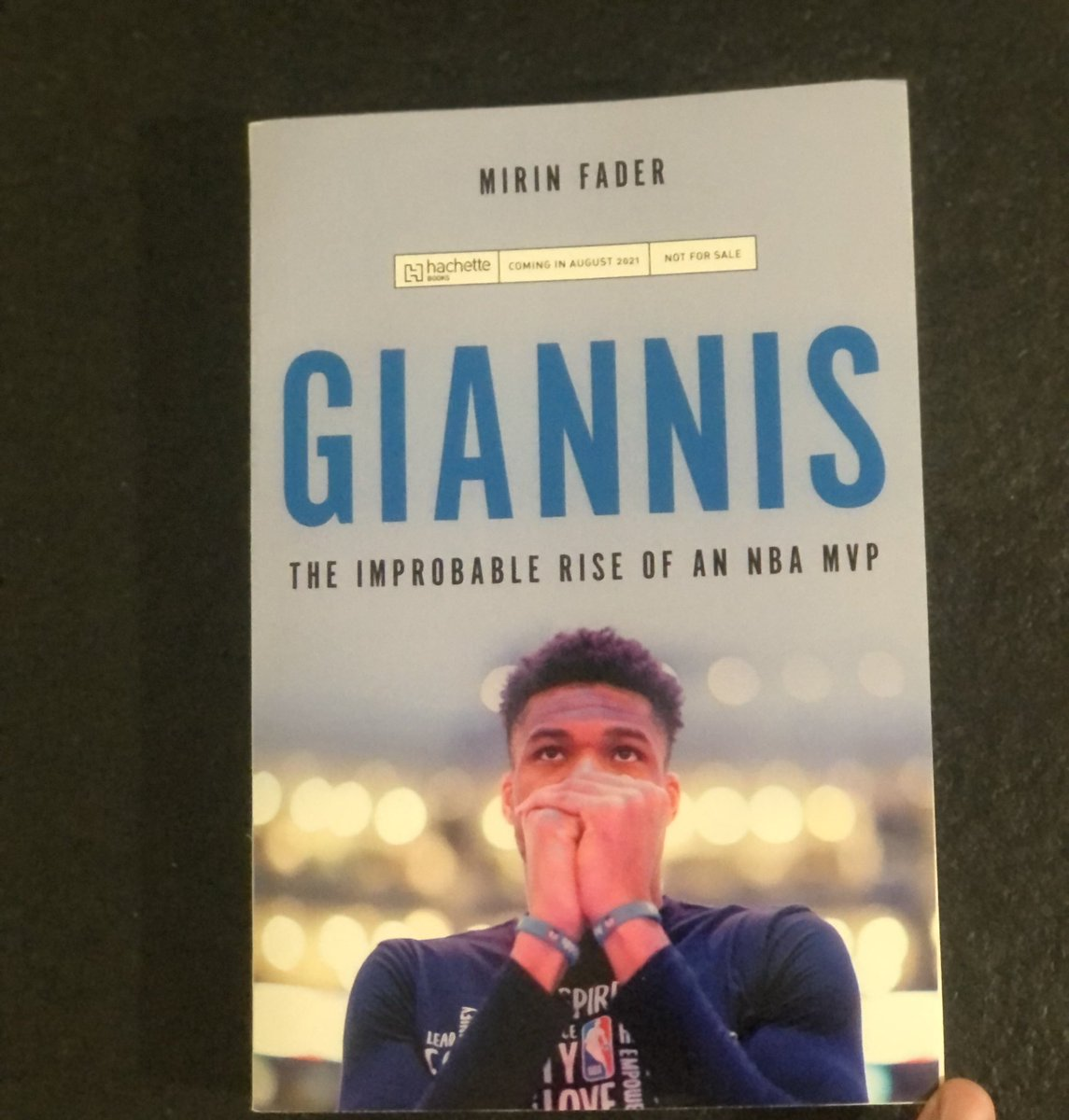 Excited to check this out. Appreciate you for sending it @MirinFader 🙏🏾 https://t.co/13iXMxhpin