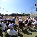 Image for the Tweet beginning: 7月22日に第47回全日本選手権大会が開幕致しました。参加チーム・ご来賓・開会式参加者数とも過去最大規模となりました。 コロナ禍での大会でしたが1人の感染者も出さずに無事に挙行出来ました #日本ポニーベースボール協会 #ポニーリーグ #ponyleague #中学硬式野球ポニーリーグ #中学硬式野球