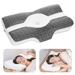 https://t.co/fbZtHAIMnZ Elviors Cervical Pillow, Memory Foam Bed Pillows for Neck Pain Relief, Adjustable Ergonomic Orthopedic Contour Support Pillow for Sleeping, Back, Stomach, Side Sleeper #BestDeal #