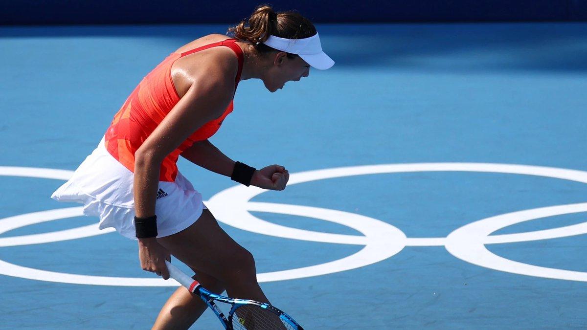 A cuartos! #Tennis