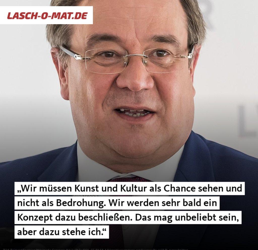 RT @MMittermeier: Kunst als Chance! #Laschomat https://t.co/A4rseXWLzx