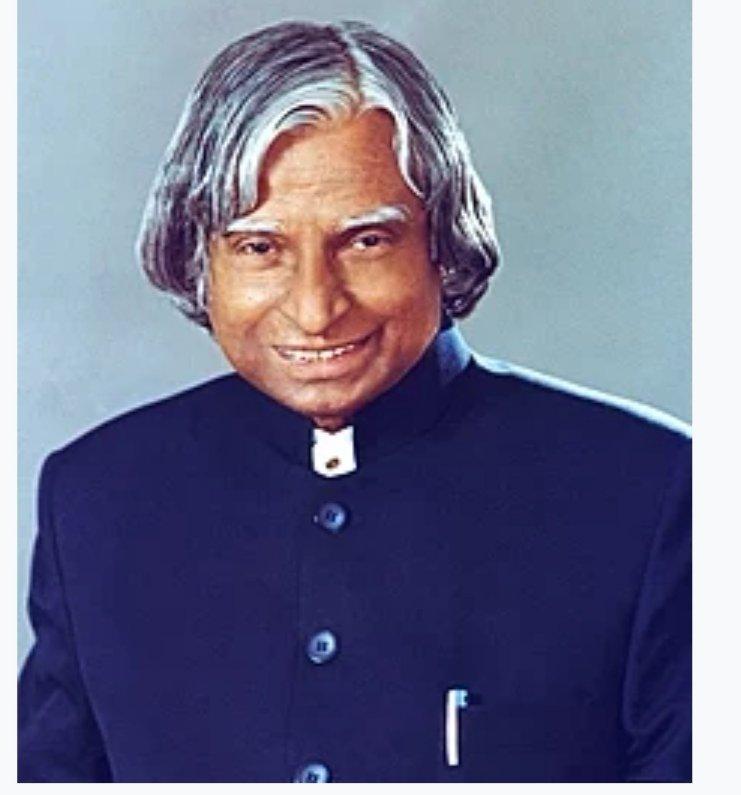 """देश हित में जीवन समर्पित करने वाले युवाओं के प्रेरणास्रोत """"मिसाइल मैन"""" के नाम से विख्यात पूर्व राष्ट्रपति 'भारत रत्न' डॉ.श्री एपीजे अब्दुल कलाम जी की पुण्यतिथि पर सादर नमन🙏🙏आधुनिक भारत के निर्माण में आपका योगदान सदैव स्मरणीय रहेगा। #APJAbdulKalam  #अखिलभारतीयपरिवहनविकासट्रस्ट https://t.co/qvqgtKtxB6"""