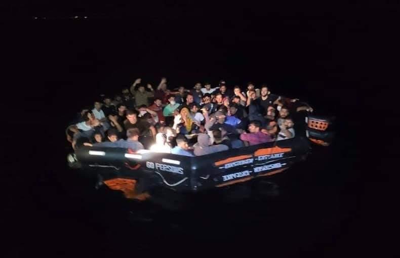 #refugeesgr  #pushbacks  #GreeceFascistState  #Greece #frontex   #antireport