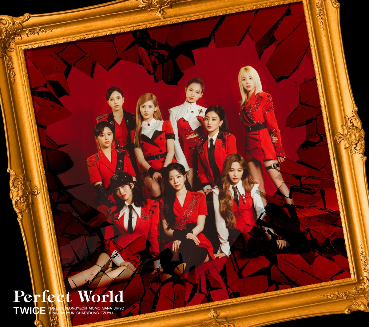 TWICE JAPAN OFFICIALさんの投稿画像