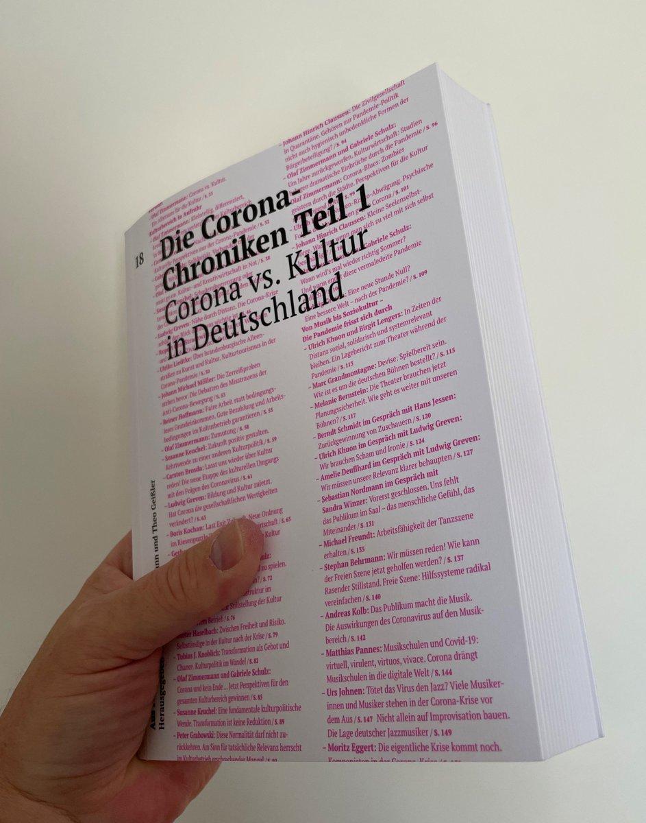 Image for the Tweet beginning: #Corona-Chroniken Teil 1 – Der