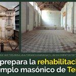 Image for the Tweet beginning: Se prepara la rehabilitación del