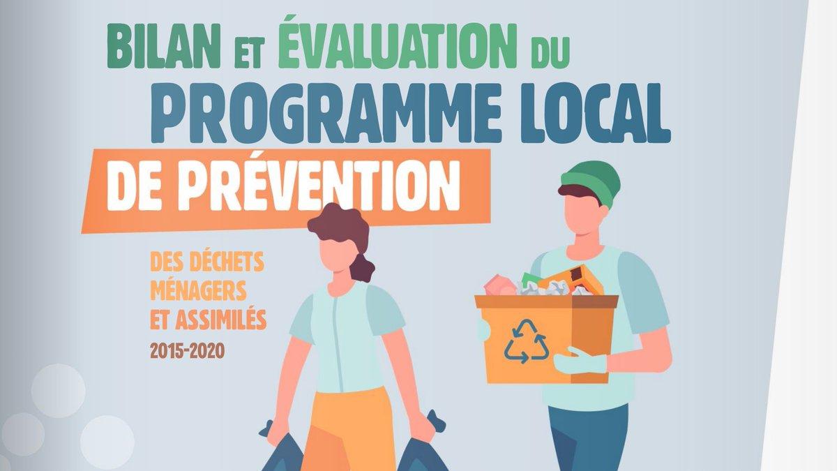 L'Agglo du Saint-Quentinois édite son #PlanLocalDePréventionDesDéchetsMénagers Ce document fixe toutes les actions menées en matière de #déchets ménagers sur tout le territoire de l'Agglo ℹ️ Plus d'informations sur bit.ly/3zFjTS2 https://t.co/YC5CLQy7HO