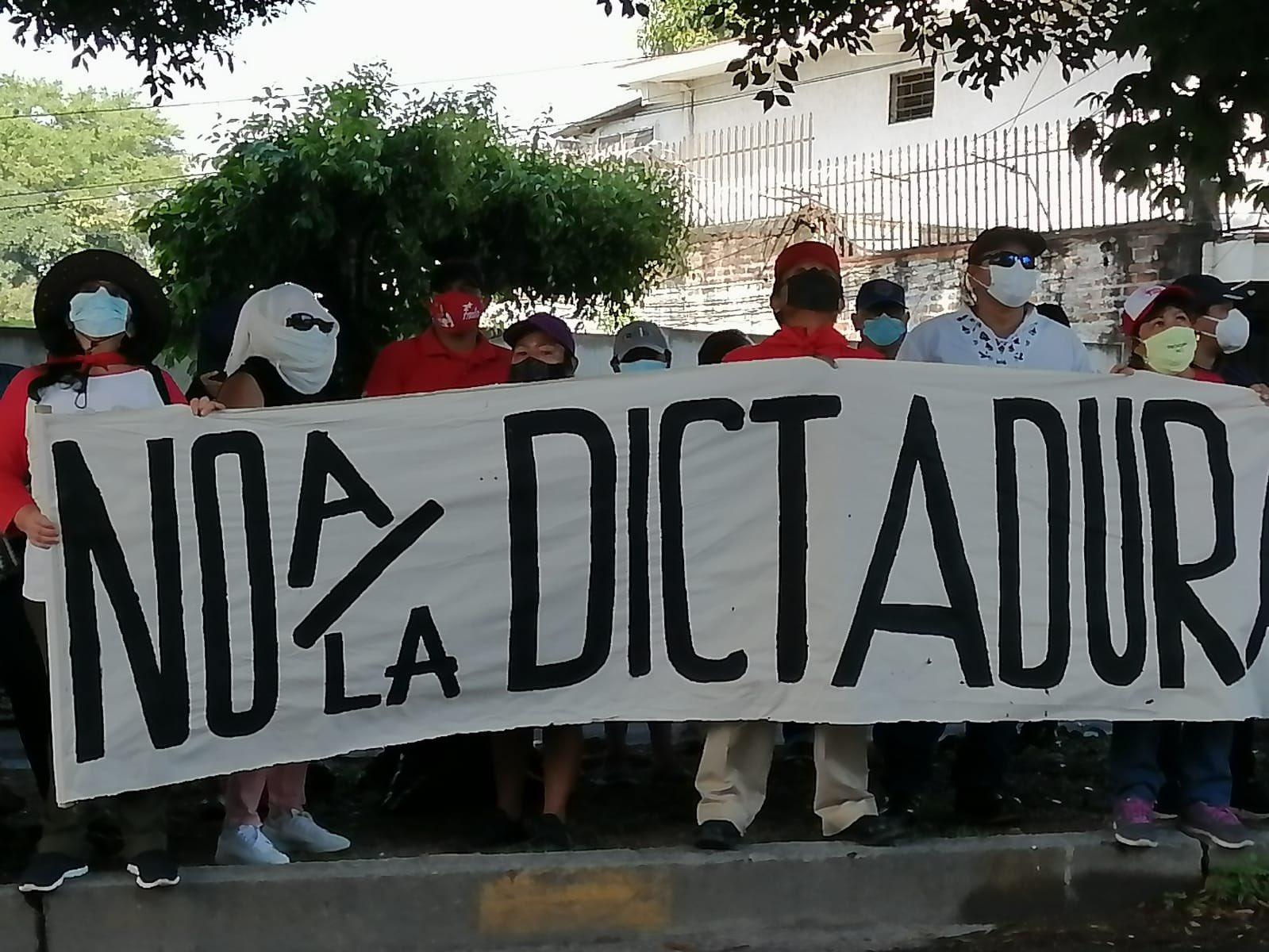 Oscar Ortiz: Estamos en una situación de persecución política abierta