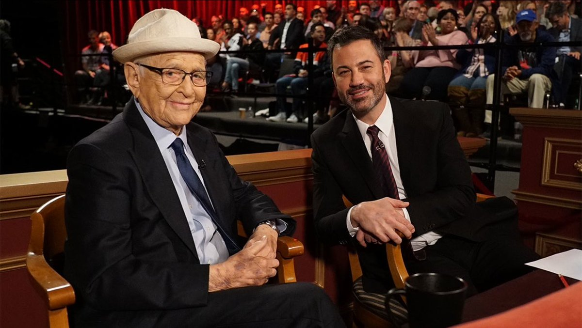 Happy 99th birthday to myhero and friend @TheNormanLear, whose genius and kindness are still unmatched https://t.co/2iatw65Odz