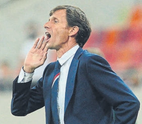 En este partido debutó en el banquillo del Athletic José Ángel Ziganda.