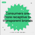 Image for the Tweet beginning: Want to know what consumers