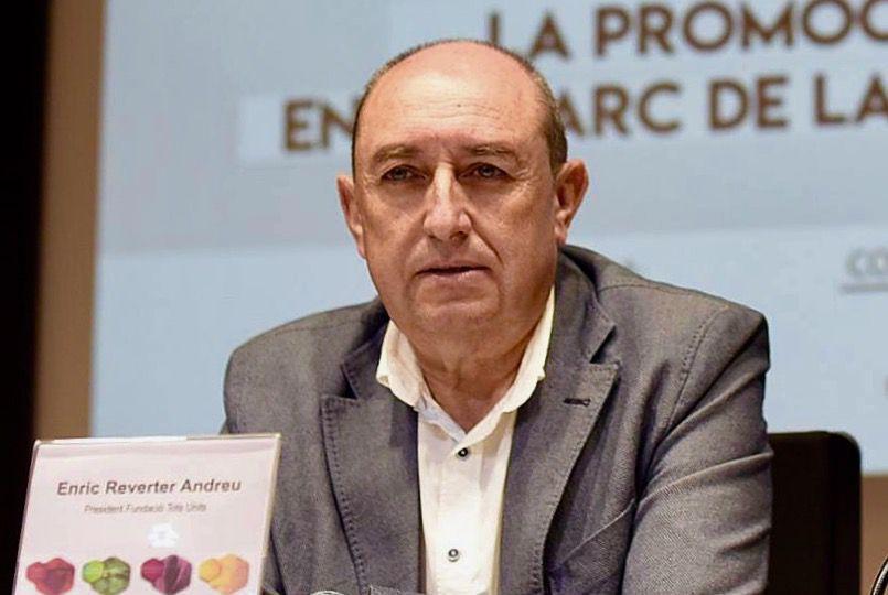 Entrevista al Presidente de la Fundació Tots Units,Enric Reverter.Escucha aquí la entrevista