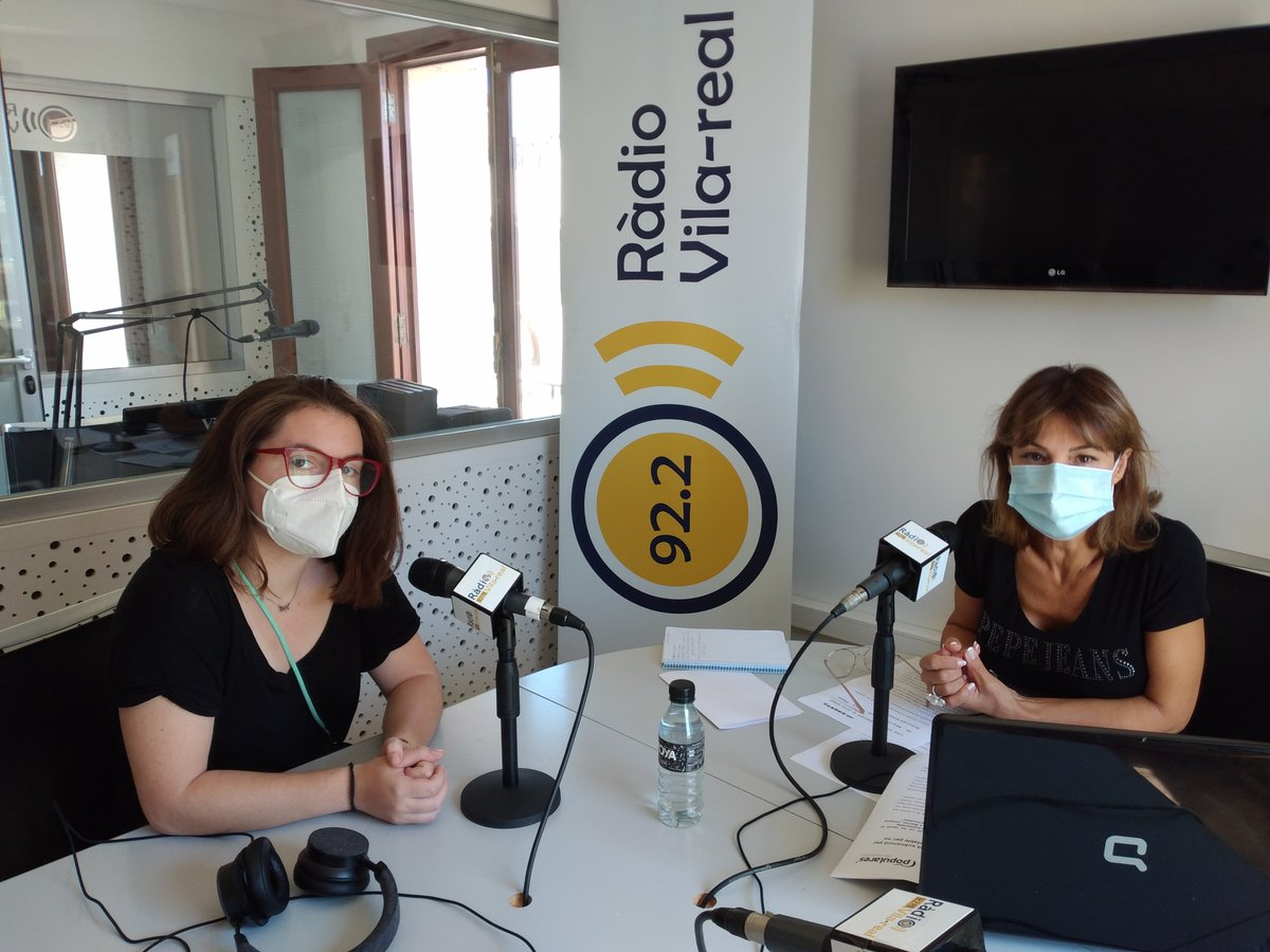Entrevista Laia Vilanova, Secretaria Comarcal de Més-Compromís en la Plana Baixa-Alt Millars.E....