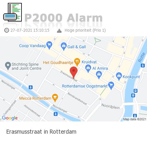 test Twitter Media - Traumahelikopter LifeLiner 2 gaat naar Erasmusstraat in Rotterdam https://t.co/pk4k4gwDAF