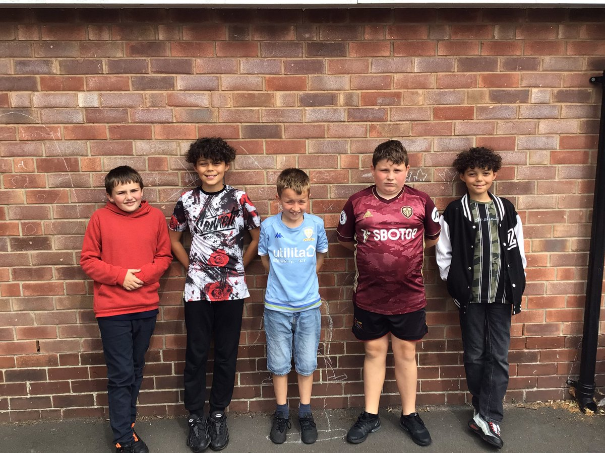 Well done to the winners . It doesn't seem two minutes since these Y6 boys were entering our Reception class !
