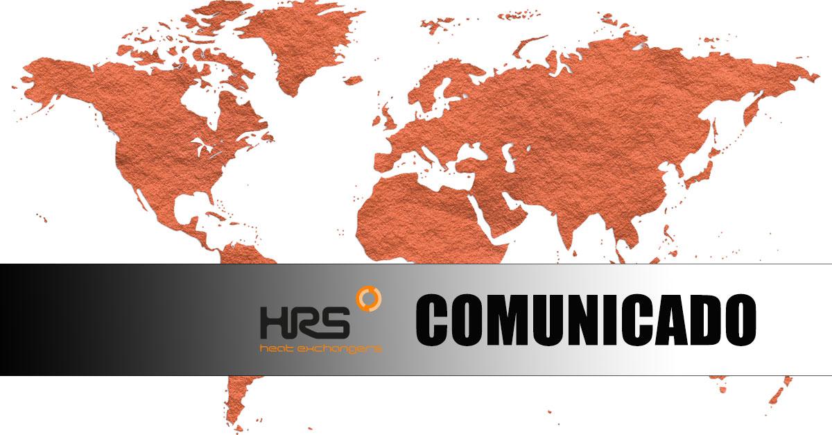 test Twitter Media - Exchangers Industries Limited @Exchanger_EIL adquiere HRS. La capacidad combinada de fabricación y las tecnologías de productos de vanguardia fortalecerán la propuesta de valor de las empresas y aumentarán la penetración en el mercado internacional https://t.co/n5P6artnx3 https://t.co/2eXBYSdVOp