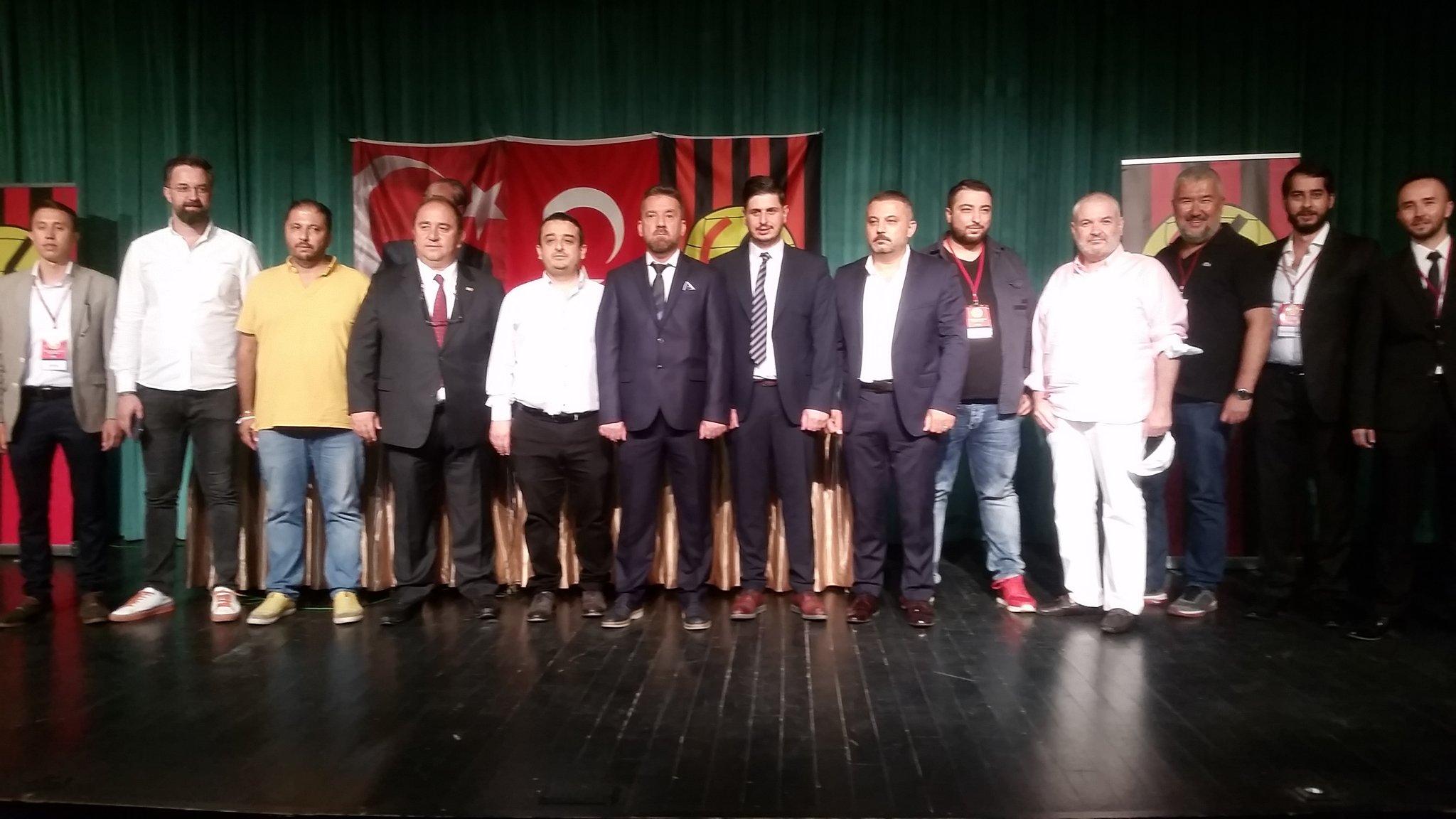 Eskişehirspor'un yeni başkanı Mehmet Şimşek